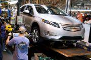 GM stockt Produktion von E-Auto auf