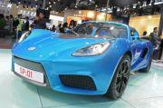 Lotus Elise als Elektro-Sportwagen