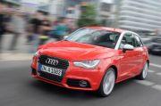 Audi A1 Sportback ist König der Kleinwagen