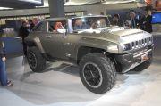 Hummer HX für Open-Air-Genuss