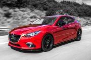 Editionsmodelle beim Mazda3