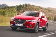 Mazda CX-3 setzt sich durch