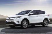 Das erste Hybrid-SUV von Toyota