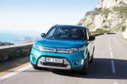Fünf Euro-NCAP-Sterne für den neuen Suzuki Vitara