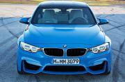 Beim BMW M3 und M4 ist bei 250 km/h Schuss