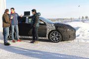 Kraft-Hyundai i30 N bei letzten Wintertests
