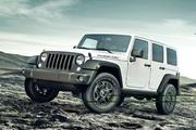 """Sondermodell Jeep Wrangler """"Rubicon X"""" mit attraktiver Ausstattung"""