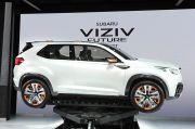 Weltpremiere für zwei Subaru-Konzeptautos