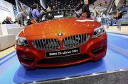 Überschaubares Facelift BMW Z4