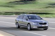 Skoda Superb erhält Note 1 im Auto Bild-Dauertest