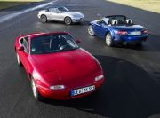Von der Kreidezeichnung zum erfolgreichsten Roadster der Welt
