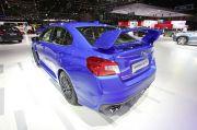 Subaru WRX STI lässts wieder krachen