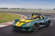 Lotus 3-Eleven ist einer der Schnellsten auf dem Nürburgring