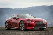 Lexus LC 500 kann bestellt werden