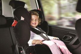 Vorsicht bei gebrauchten Kindersitzen