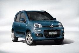 Fiat Panda mit Gas