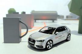Audi A3 Sportback TCNG fährt mit e-Gas