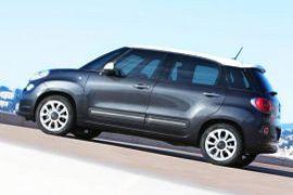 Fiat 500 L fährt ab sofort auch mit Erdgas