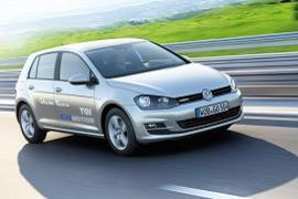 VW Golf TGI BlueMotion ab sofort bestellbar