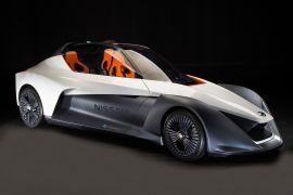 Elektrofahrzeug für Auto-Liebhaber