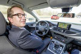 Bundesregierung beschließt Plan zum betreuten Fahren