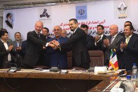 Renault-Gruppe gründet Joint Venture im Iran