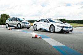 BMW eDrive EXPERIENCE mit dem BMW i8