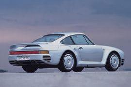 Porsche feiert 30 Jahre Supersportwagen 959