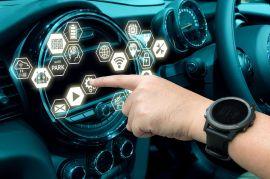 Vernetztes Auto keine Zukunftsmusik mehr
