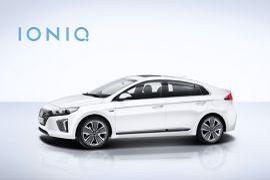 Hyundai Ioniq kommt als Hybrid und als reines Elektroauto