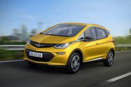 Opels neuer Stromer heißt Ampera-e