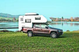 Thokie001 für Campingurlaub mit dem VW Amarok