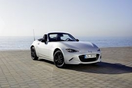 Mazda übertrifft angepeilten Marktanteil