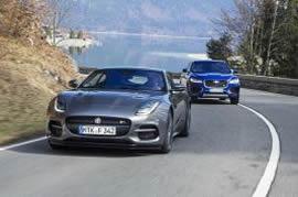 Jaguar Land Rover startet mit großem Zuwachs ins zweite Quartal