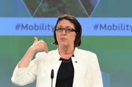 EU will Mobilität und Verkehr modernisieren