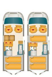Kompaktes Einstiegsmodell Dexter 540 Trend